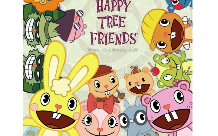 【钢琴】happytreefriends op【实验性抽风】