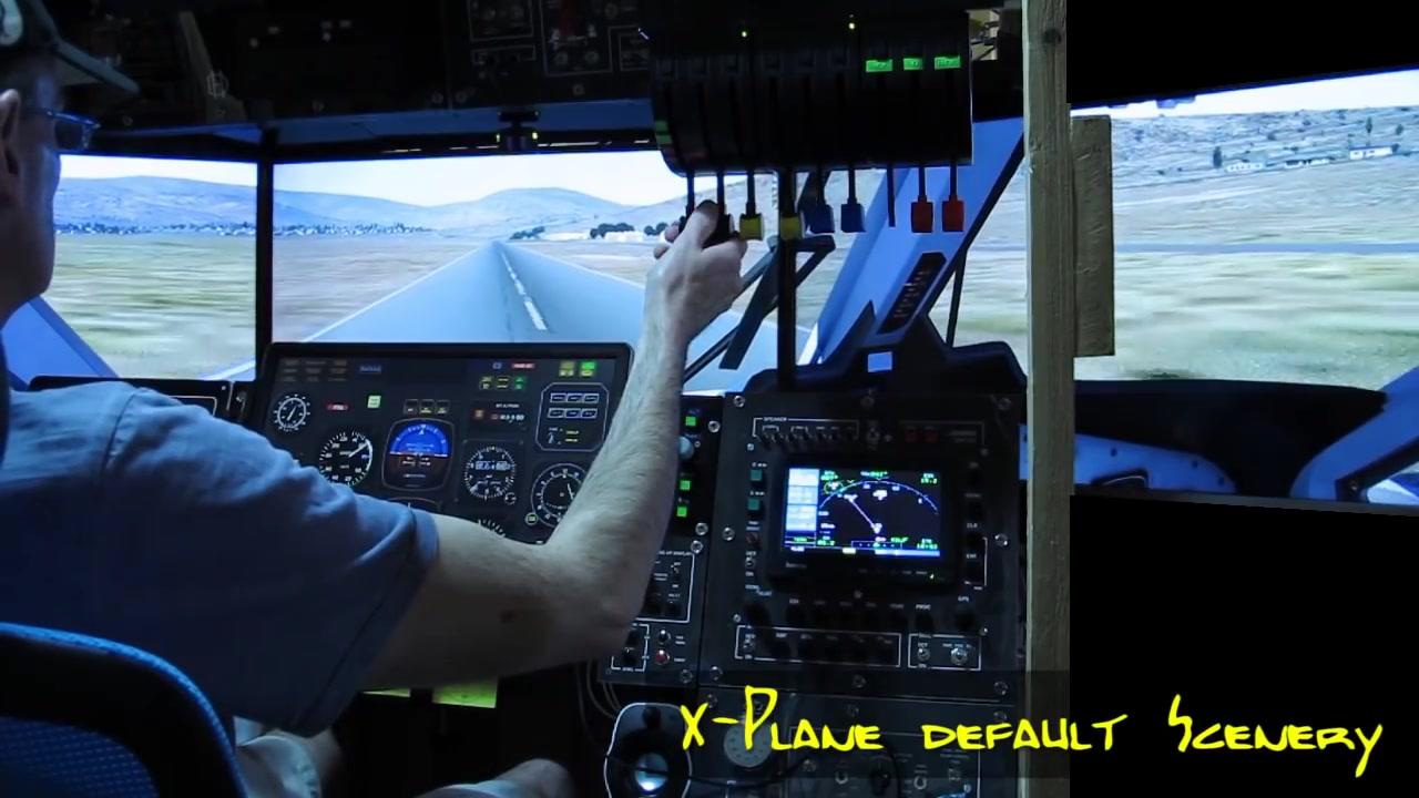 x-plane 11 & fsx scenery comparisons