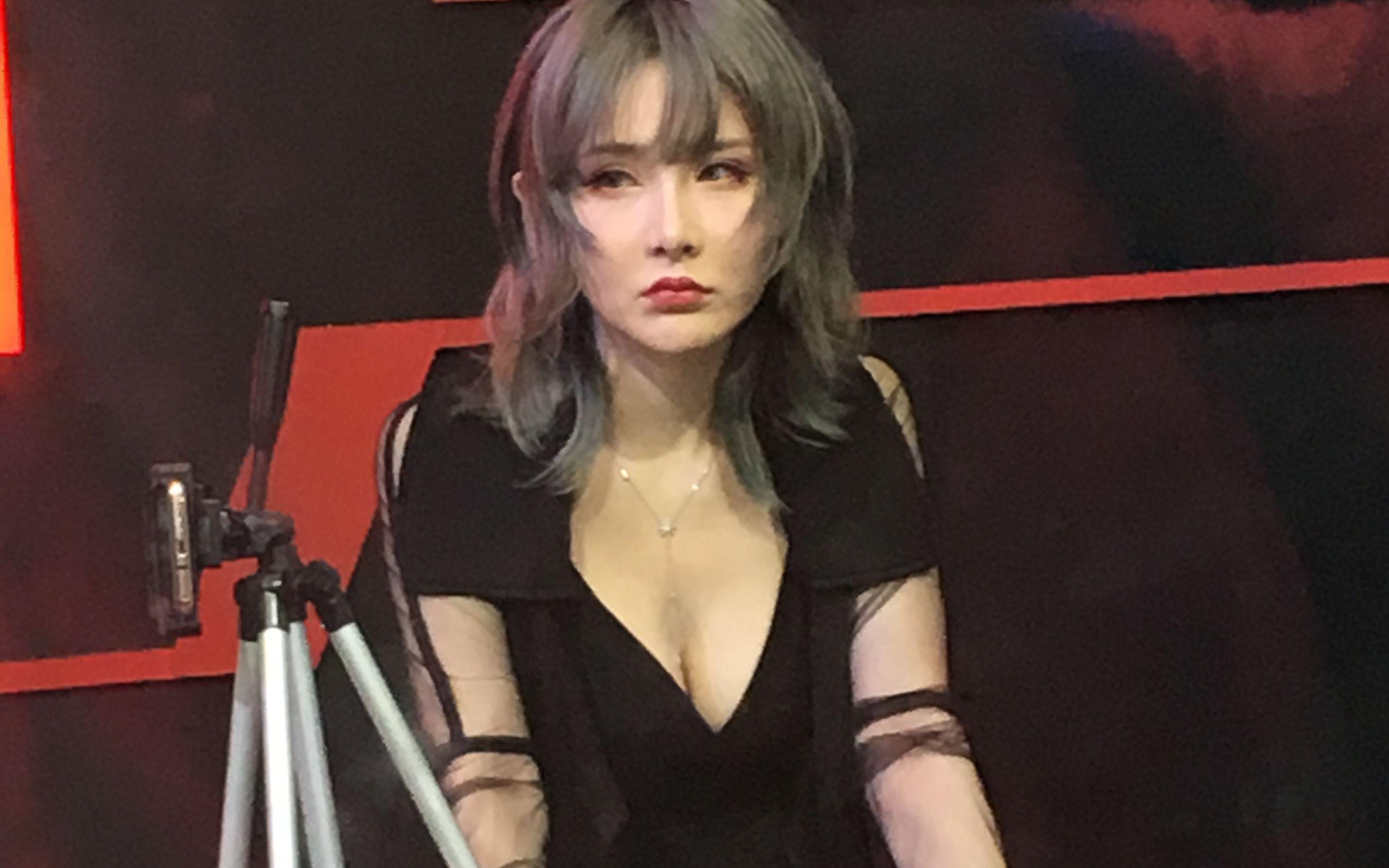2019 ChinaJoy 魔王实拍 鸽子王身体不好