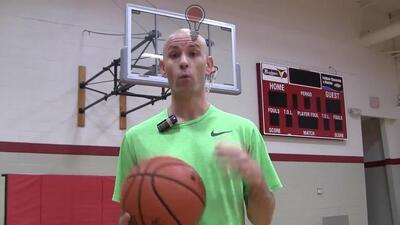 凯里欧文风骚动作教学:山姆高德和转身运球的