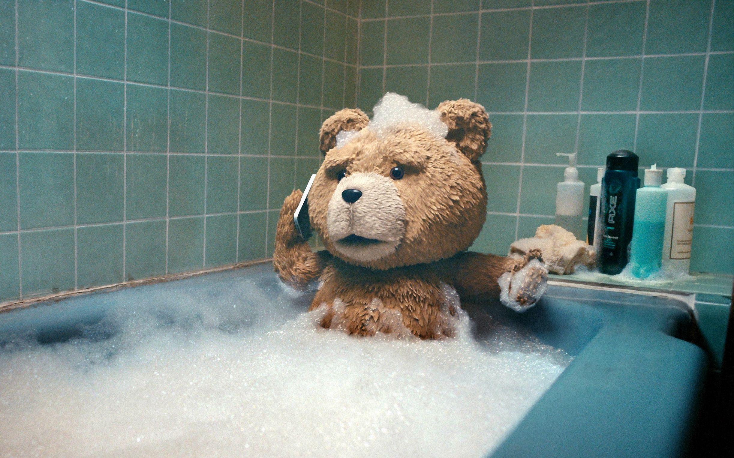 一部人和熊性交的电影_有一部美国电影里面有个玩具熊和人一样会动会说话的!