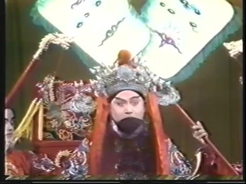 女京剧脸谱图微信表情分享展示图片