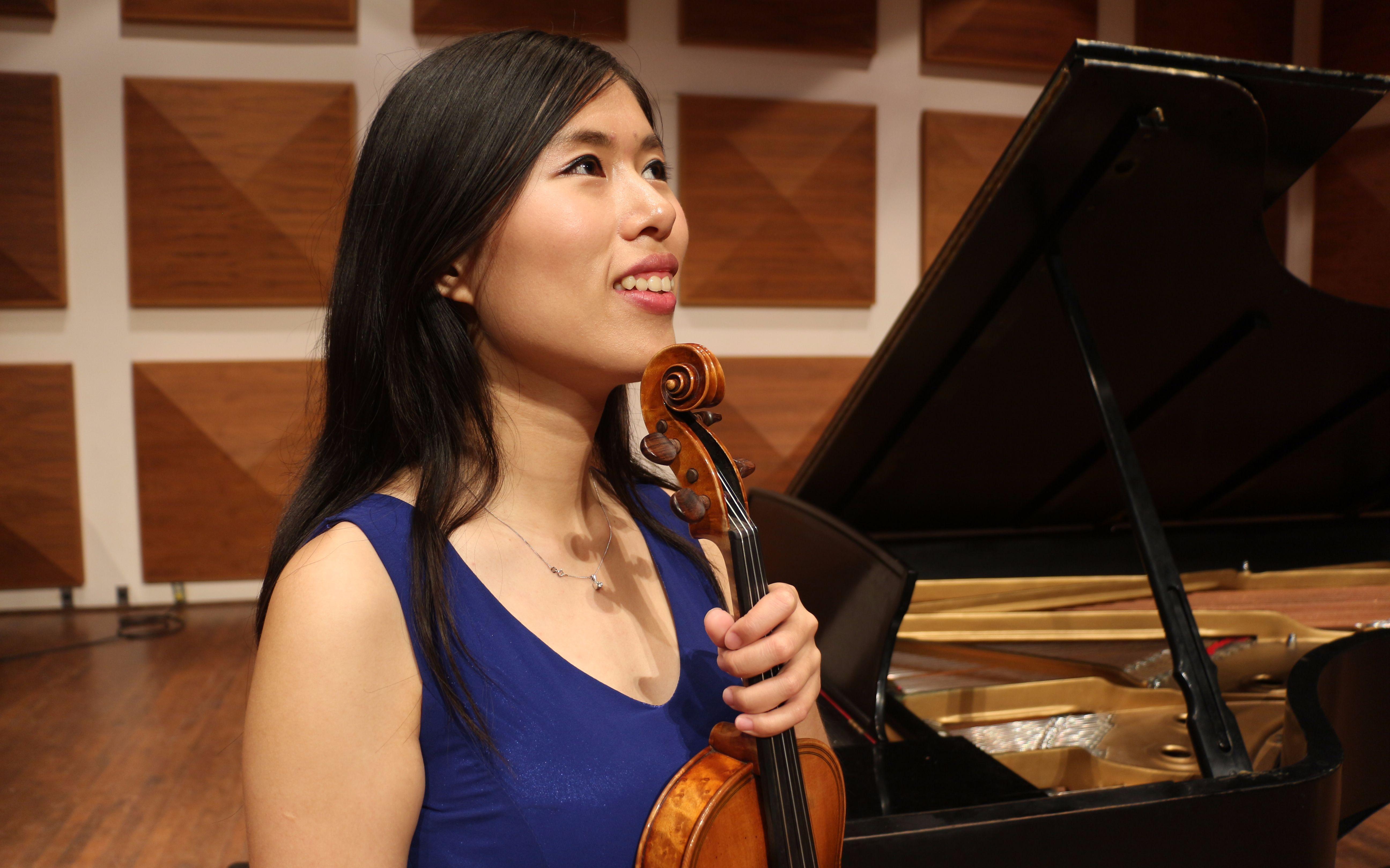 天鹅 圣桑 小提琴和钢琴 the swan图片