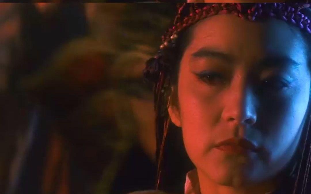 练霓裳受尽折磨离开魔宫,卓一航终究还是还是负了她.#林青霞