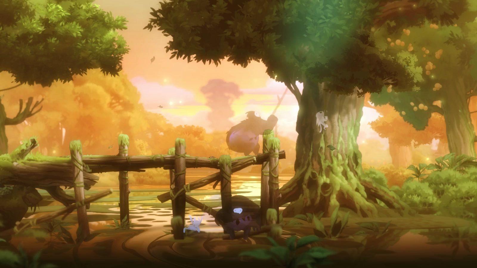 【直播录像】奥日与黑暗森林 终极版(已完结)