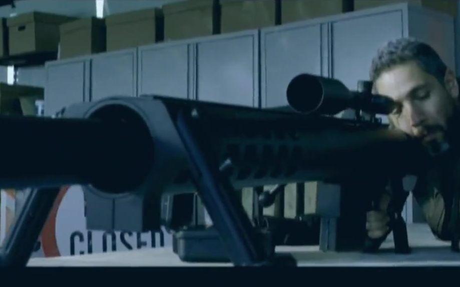 一部顶级狙击猛片,满配AWM火力全开,杀人武器绝不留情!