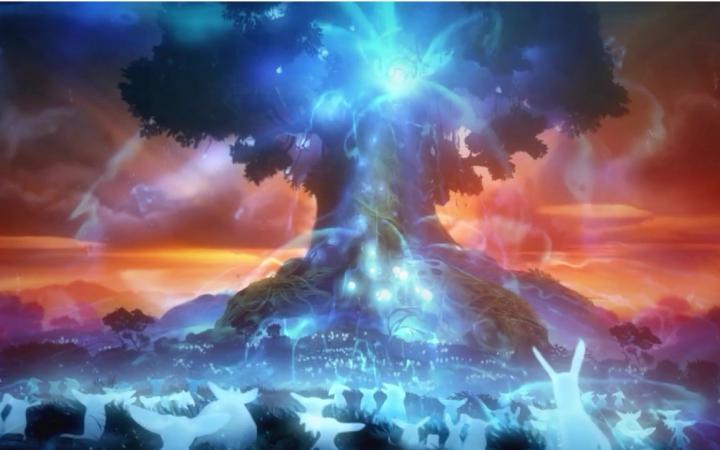 《奥日与黑暗森林》全流程解说02图片