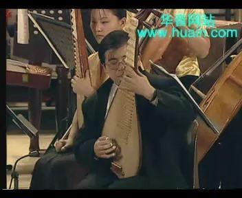 中国广播民族乐团《春江花月夜》合奏 琵琶领奏:陈音