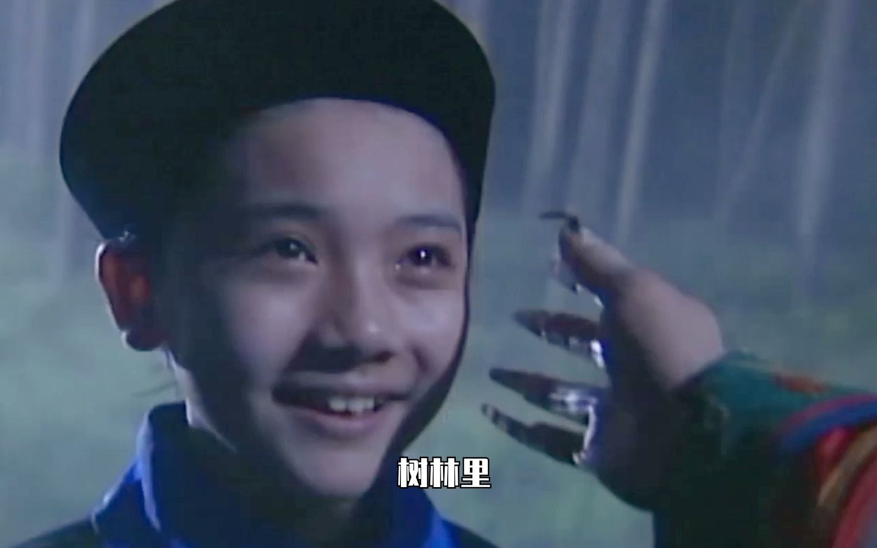 僵尸道长08:僵尸王把小男孩当做儿子,为了儿子竟然和英叔作对