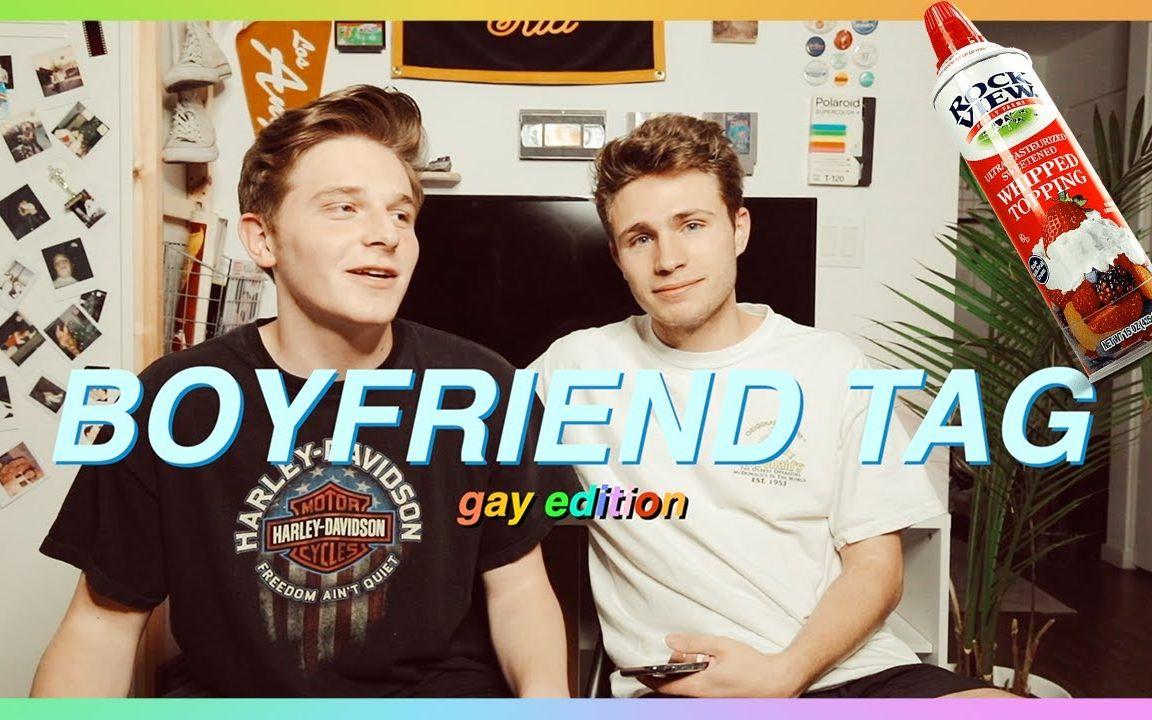 boyfriendjrice_【canyon and lincoln】boyfriend tag