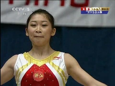 2012年全国体操锦标赛暨奥运会选拔赛