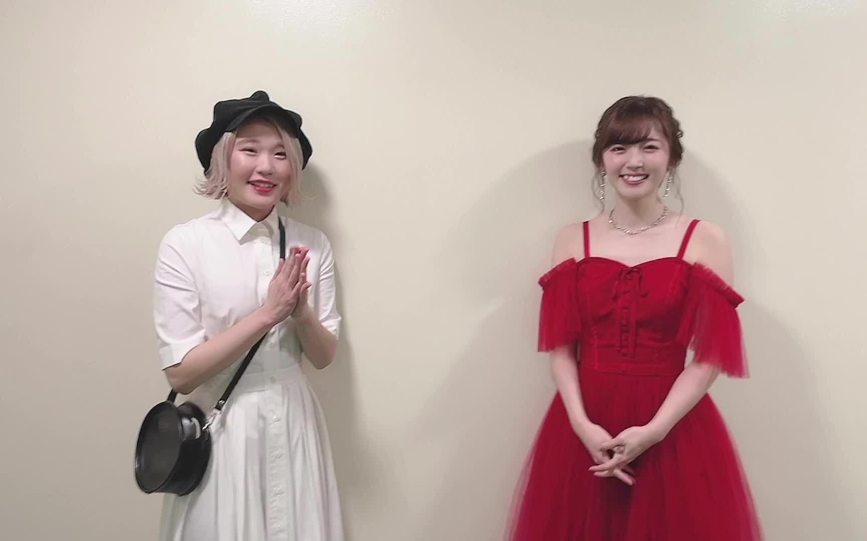 【鈴木愛理さん】憧れの人とコラボが実現しました…!【NHKうたコン】 - YouTube