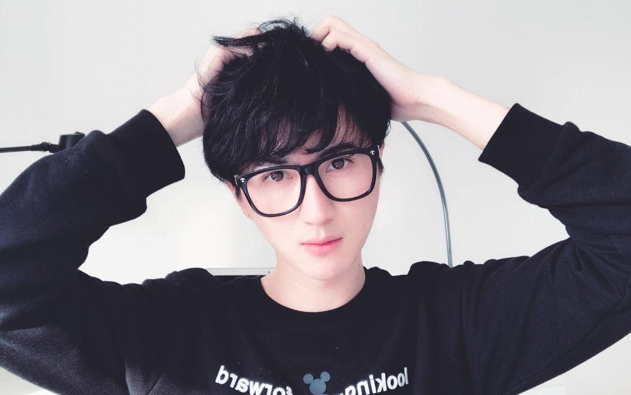 薛之谦这个发型叫什么图片