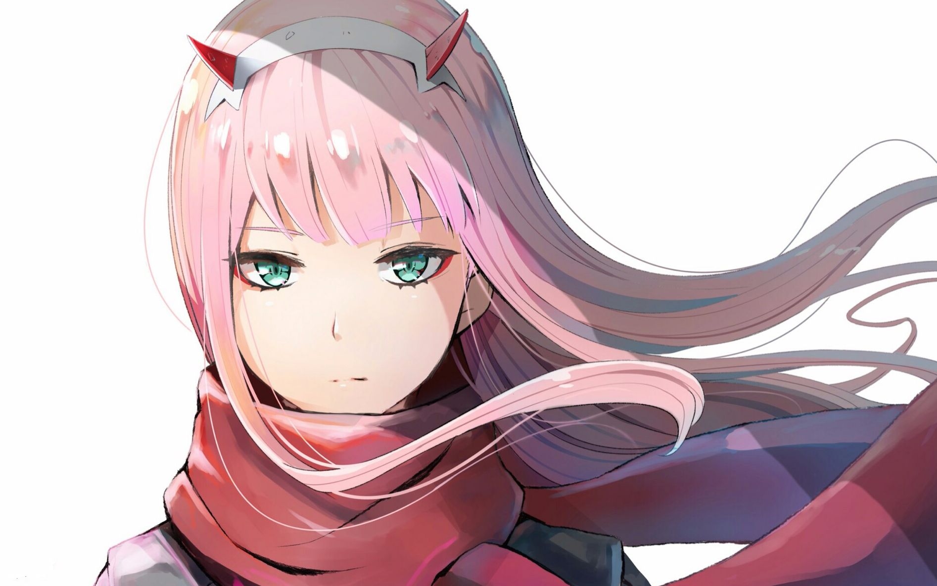Darling in the franxx shikata ga nai episode 18 - 5 7