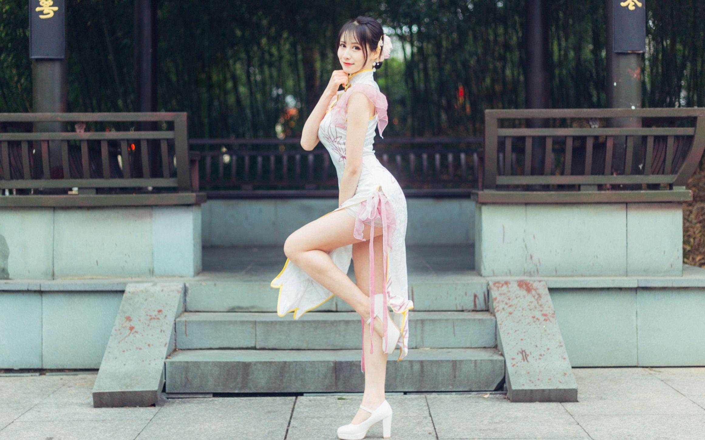 【小仙若】千里邀月❤ 在寒风中起舞