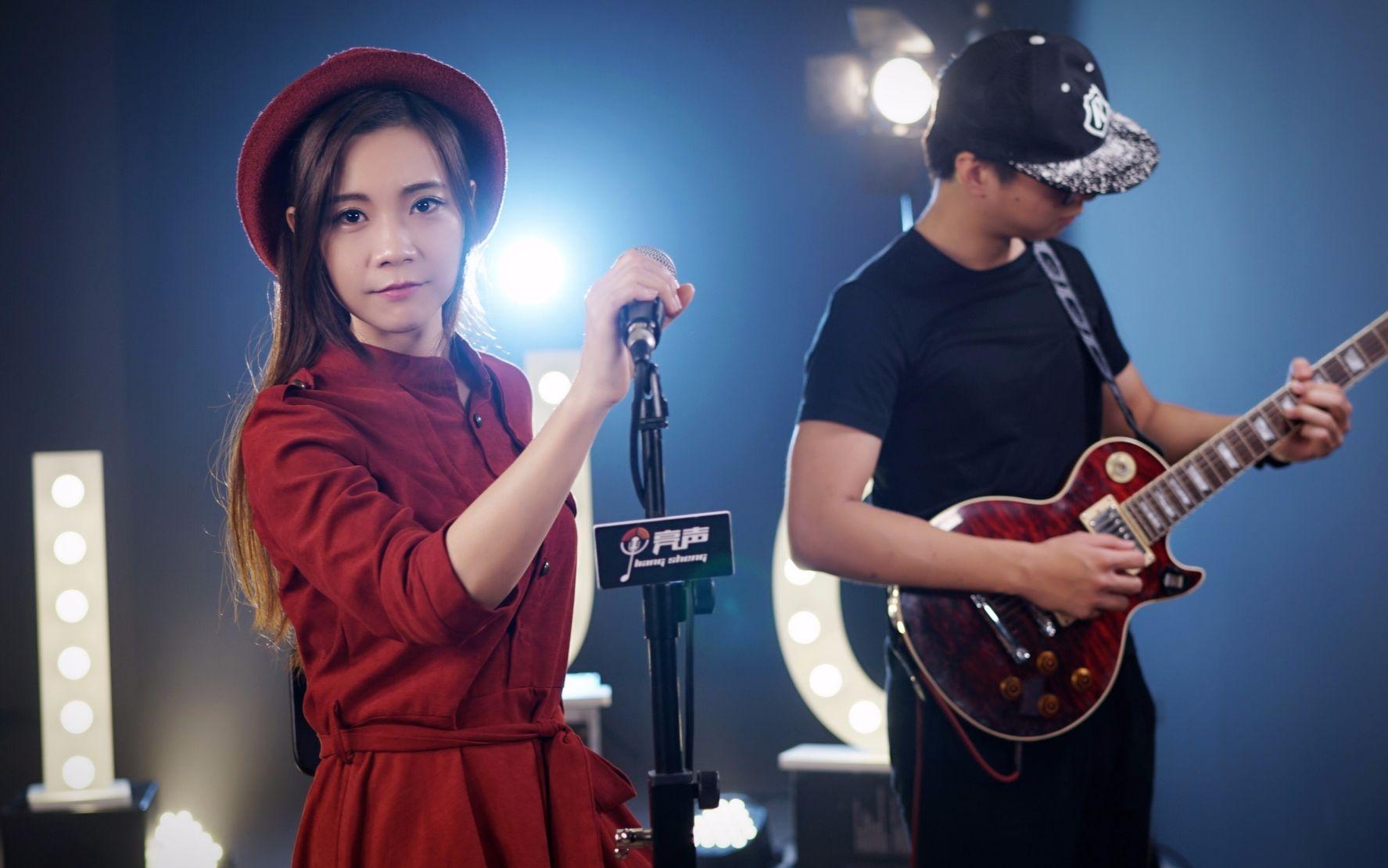 女声翻唱 《我们不一样》粤语版本 热血沸腾