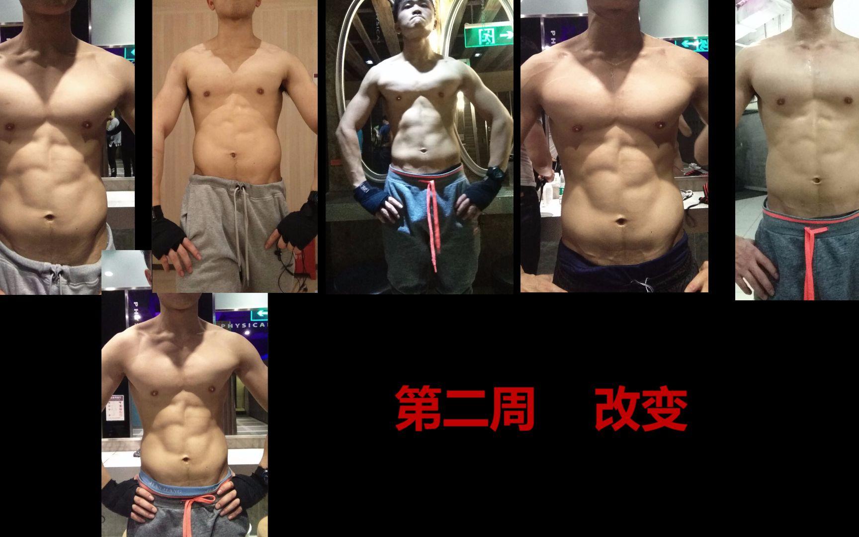 【体式刷脂】第二周改变七日断食瑜伽极限图片