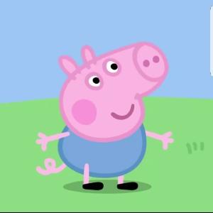 小猪佩奇打死你哦图片