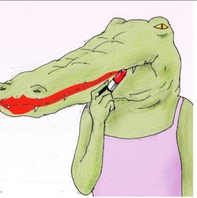 鳄鱼小沙雕