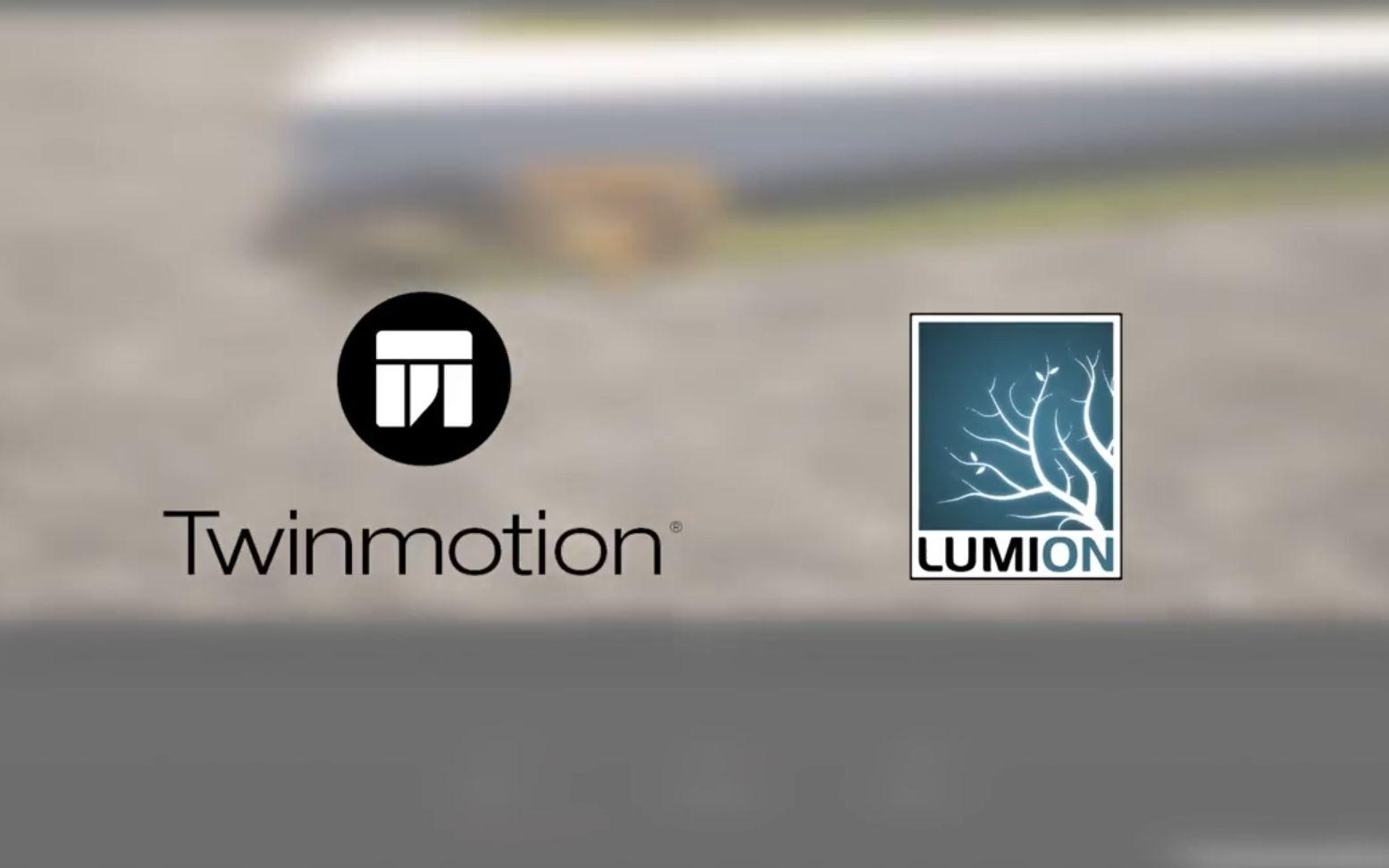 Twinmotion 2019 vs Lumion 9_哔哩哔哩 (゜-゜)つロ 干杯~-bilibili