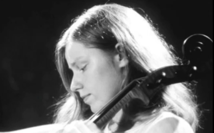 杰奎琳杜普雷作品_大提琴 Jacqueline du Pre (杰奎琳杜普蕾) - 蒙恩 G小调大提琴协奏曲 ...