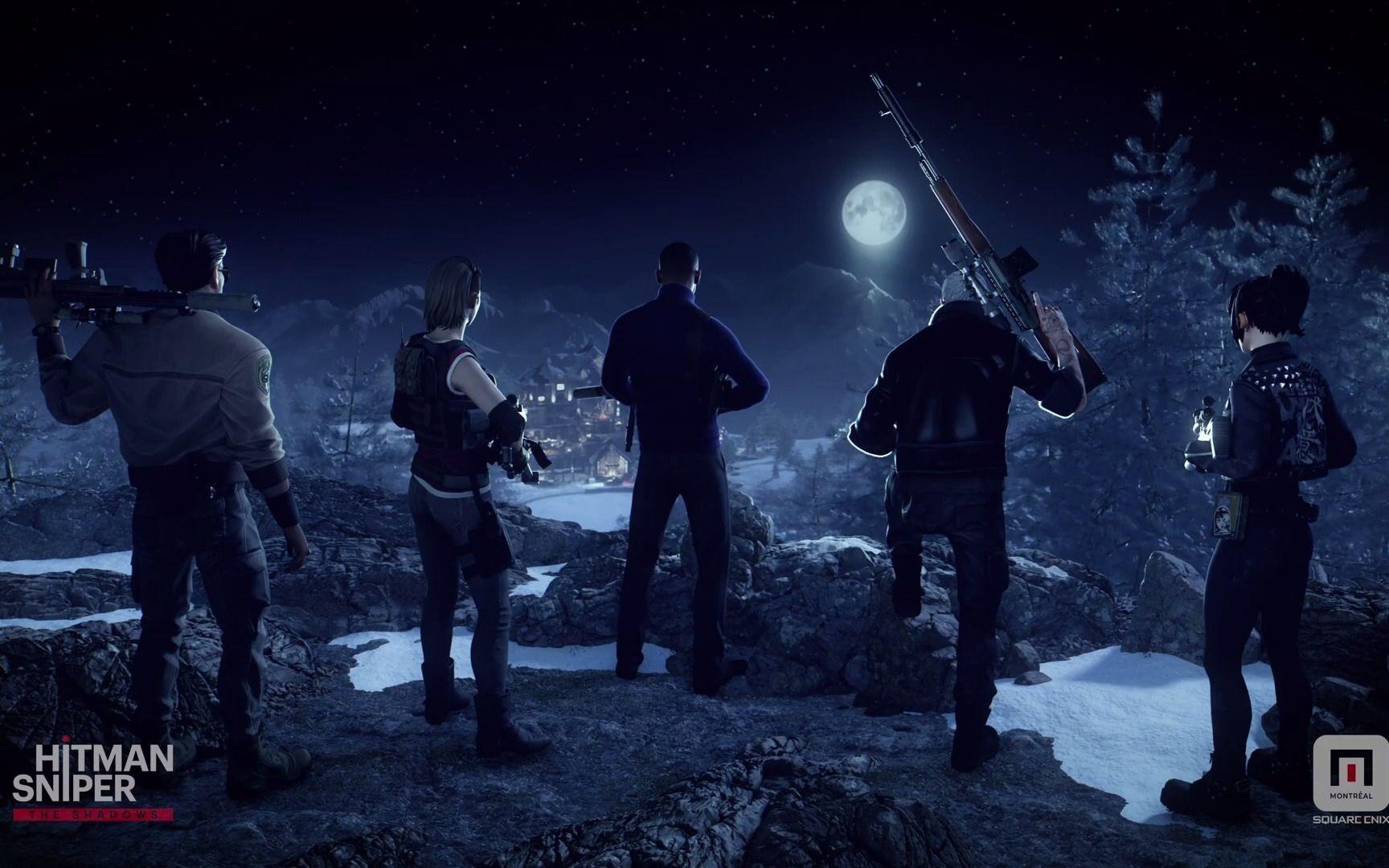 【E3 SE】《Hitman Sniper:The Shadows》预告片发布