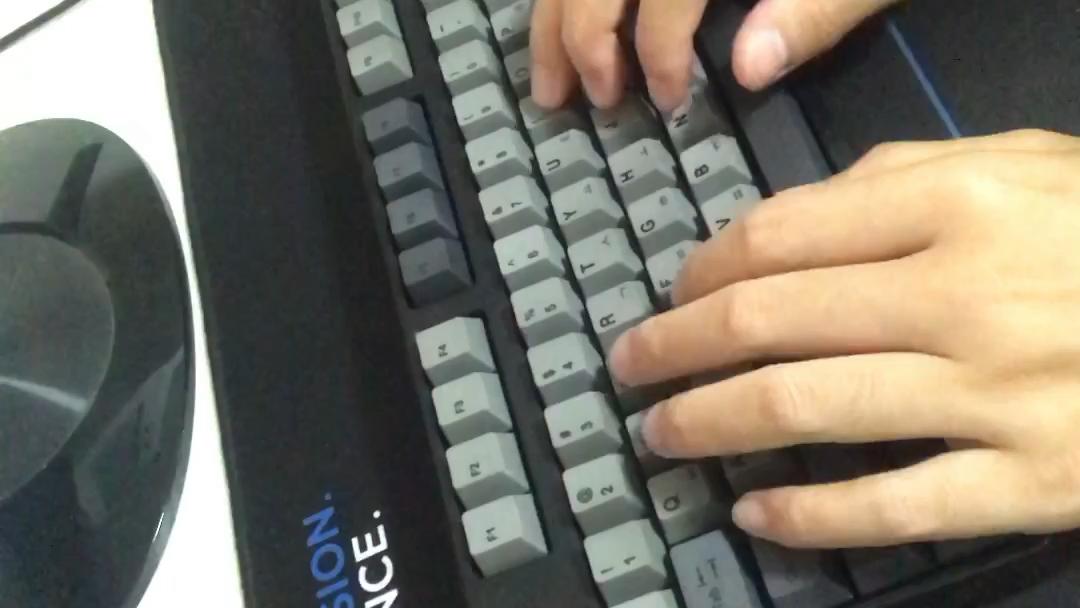 黑轴机械键盘声音_机械键盘 黑轴打字声音_哔哩哔哩 (゜-゜)つロ 干杯~-bilibili