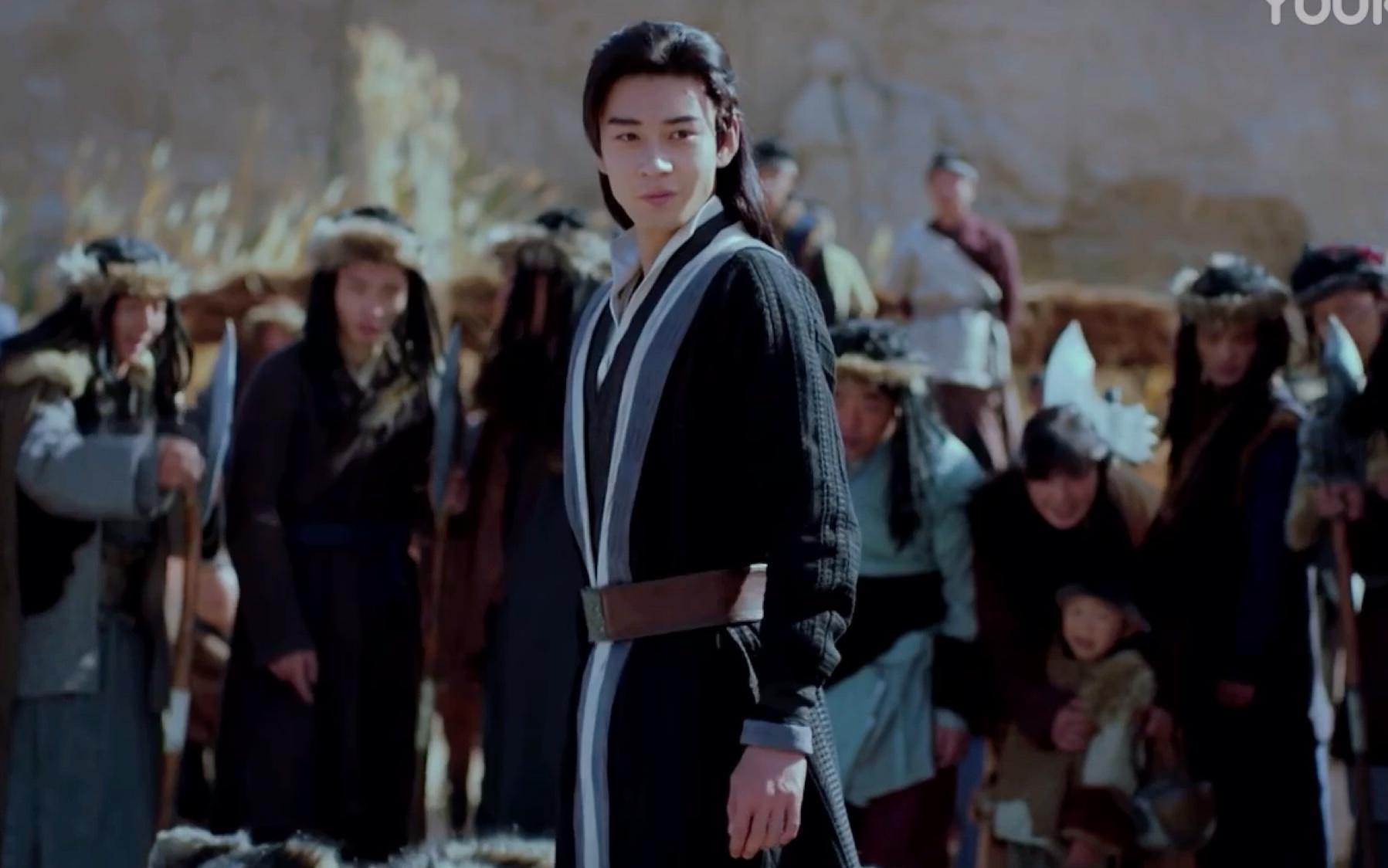 顾小五 杀了狼王 成为新任白眼狼王的男人