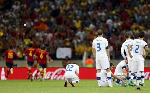 2008欧洲杯1 4决赛_2008年欧洲杯四分之一决赛 意大利 VS 西班牙_哔哩哔哩 (゜-゜)つロ ...