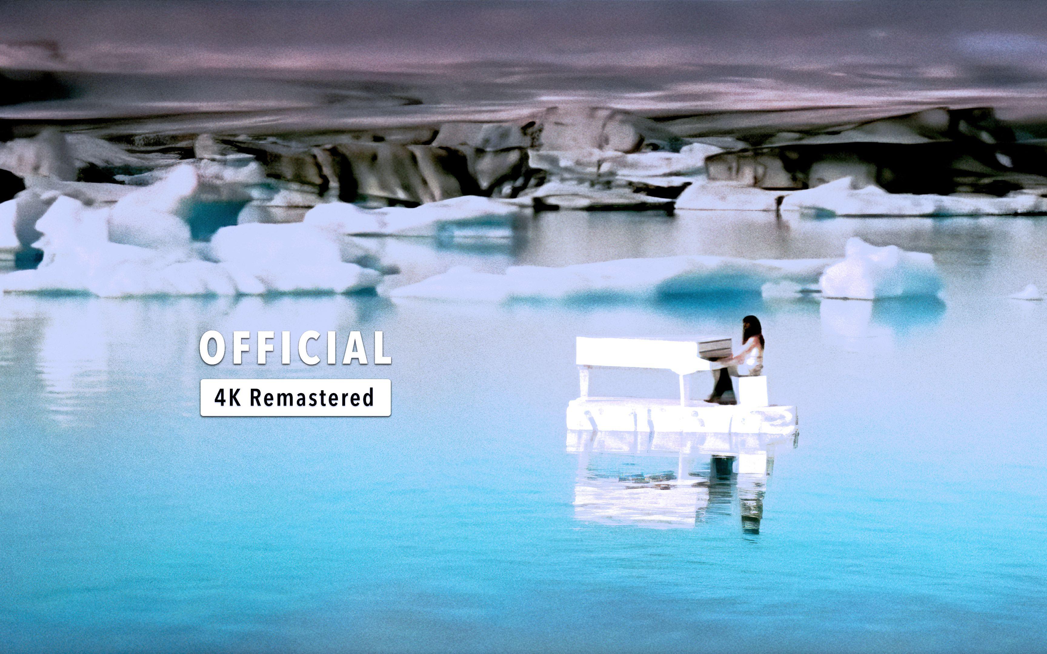 许哲珮《白色婚礼》Official MV (4K Remastered 数位修复版)