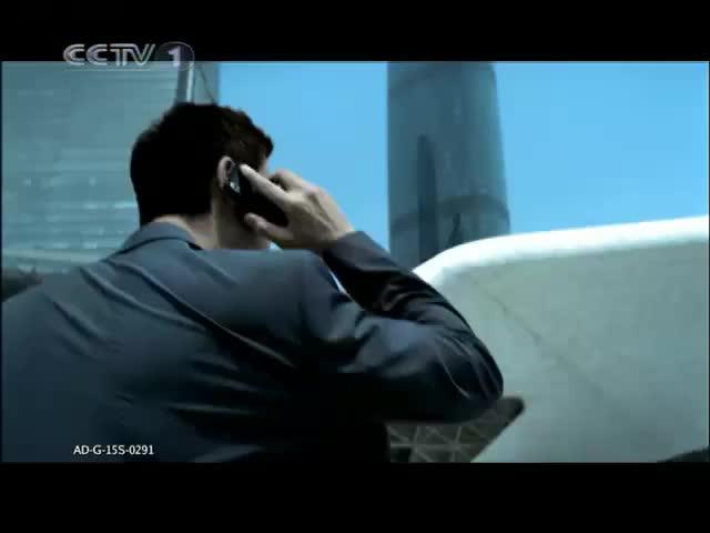 央视广告欣赏-(2010)中国移动全球通