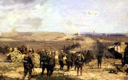 《欧陆战争3》——欧洲战场(亚眠战役)