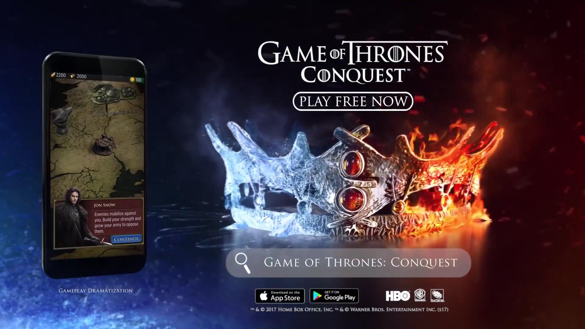 gameofthrones:conquestofficialrallytherealmtrailer