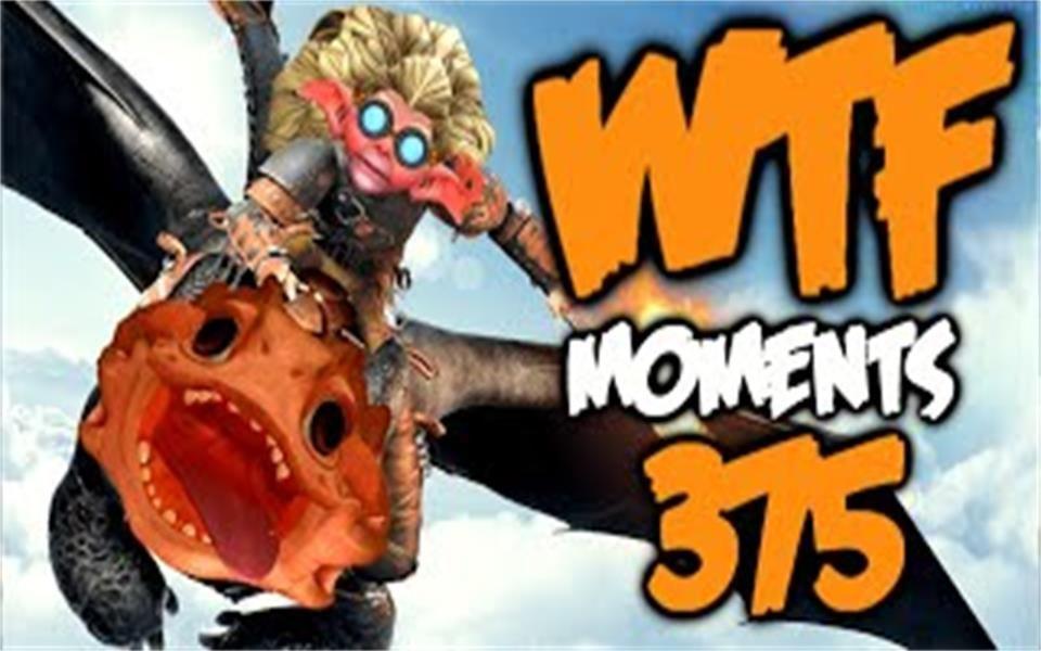 Dota 2 WTF Moments 375