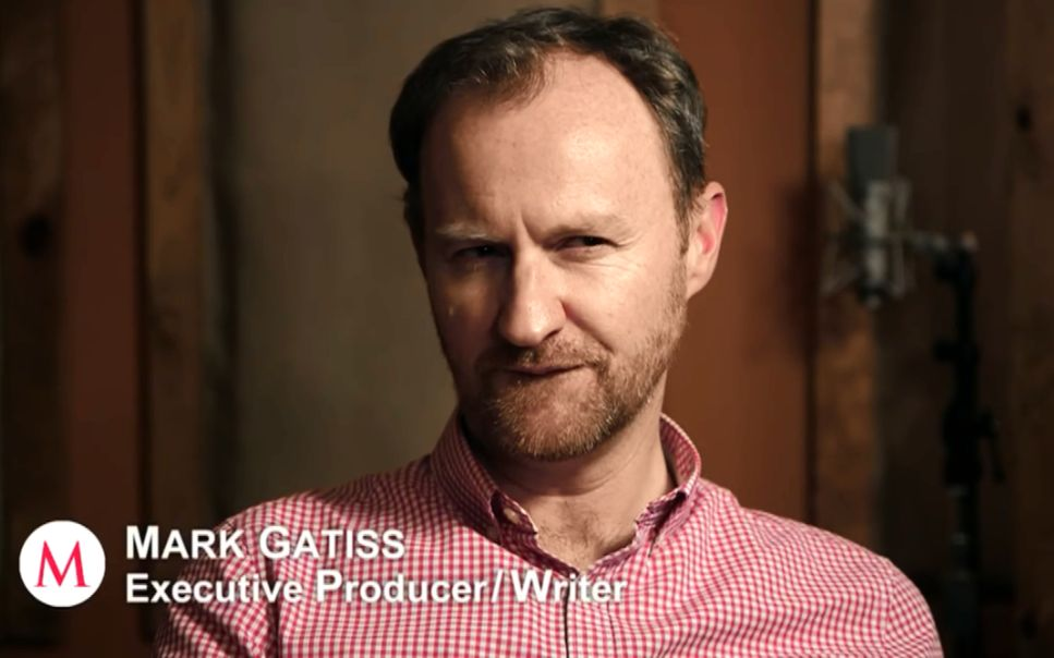 【PBS MASTERPIECE】Sherlock: The Abominable Bride -Mark Gatiss(4)