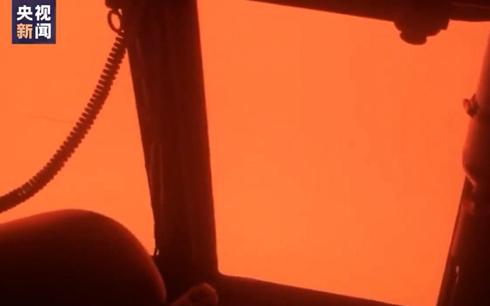 澳大利亚现血色天空!澳总理看望灾区民众遭怒斥