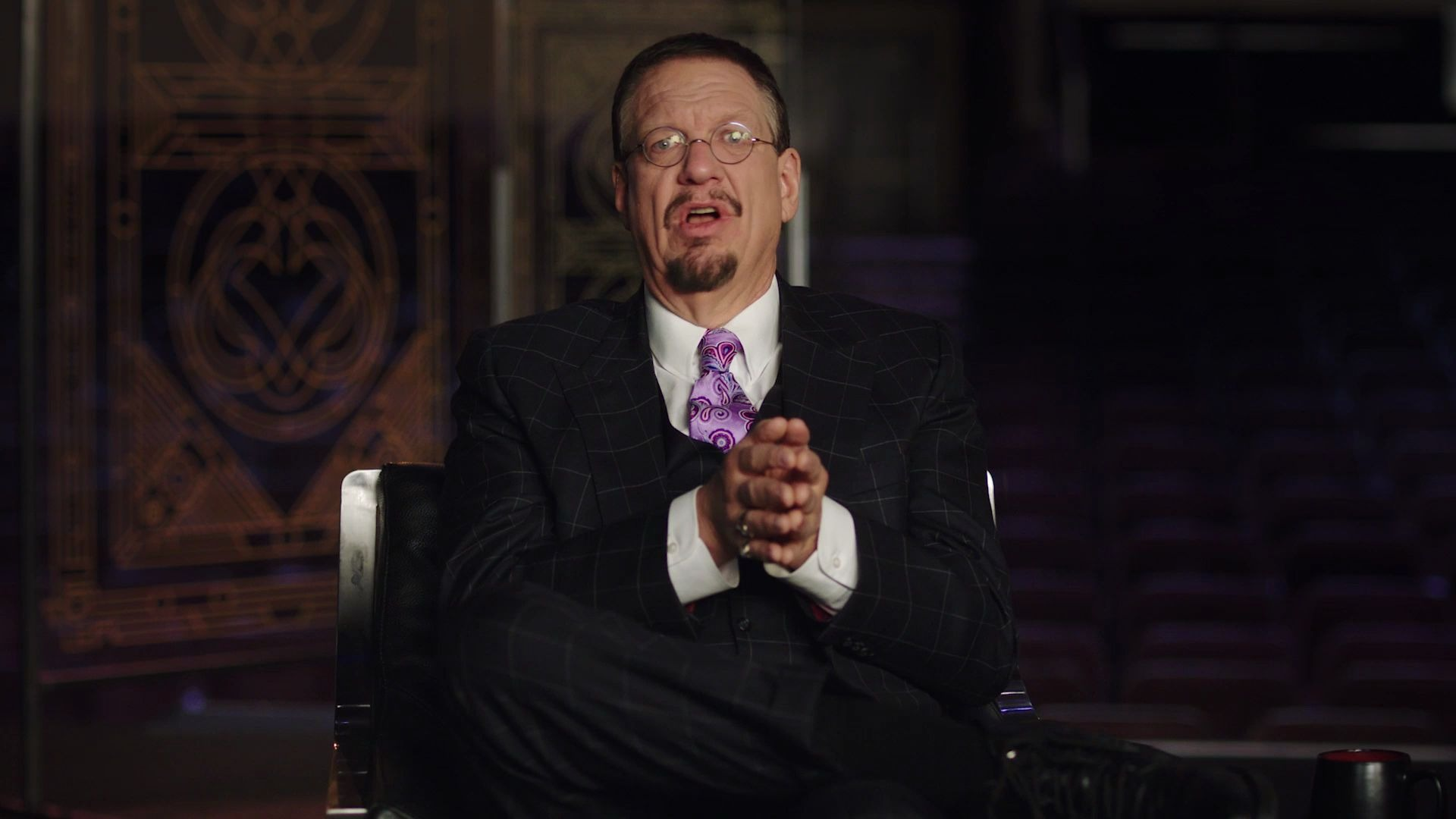 Penn & Teller_Masterclass on the Art of Magic