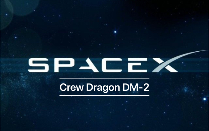 SpaceX Dragon DM-2 ksp cinematic recreation — Reach
