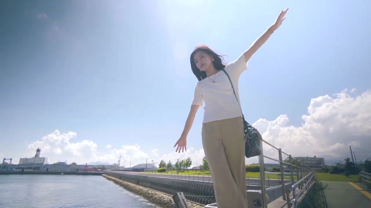 【摄影参考】电影感视频 仲夏  索尼a6400