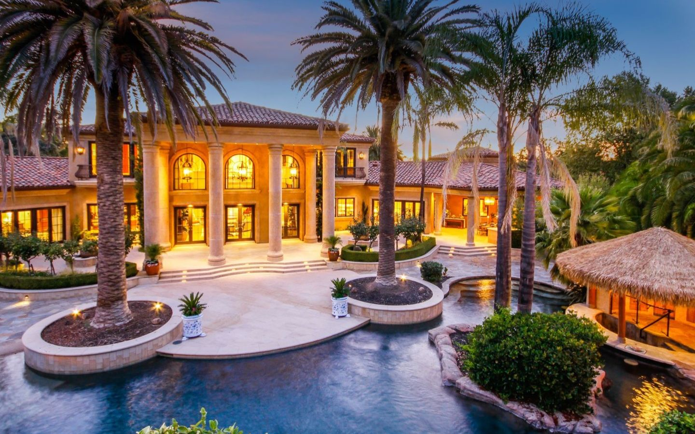 20.2.22  加州格兰尼特湾顶级豪宅Opulent Mediterranean Estate in Granite Bay, California