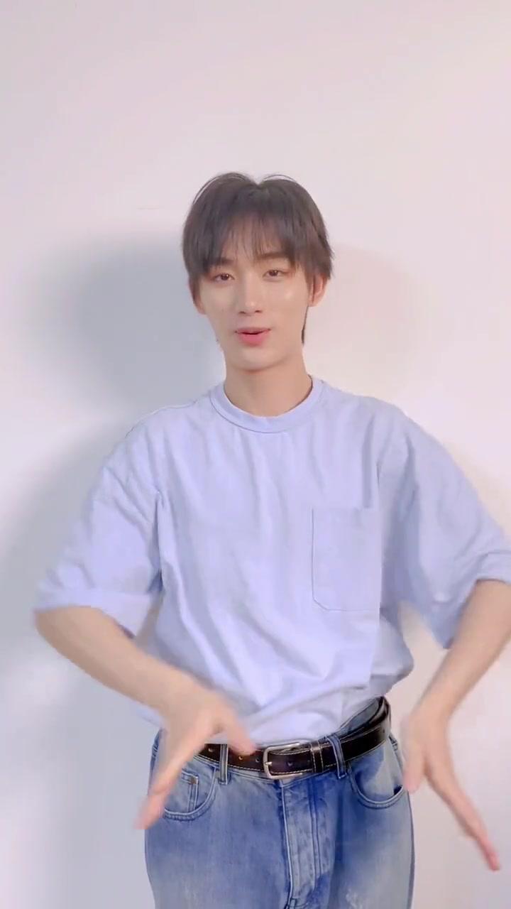 丁程鑫朱雀舞蹈教学