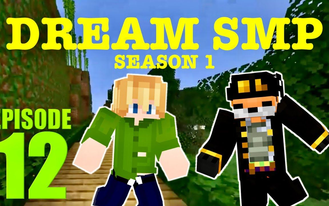 Tubbo和Fundy加入SMP-Dream SMP S1 E12(Dream SMP的第十二天)