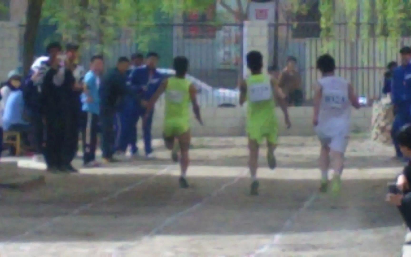 甘肃省酒泉市肃州区育英中学运动会录像SA号