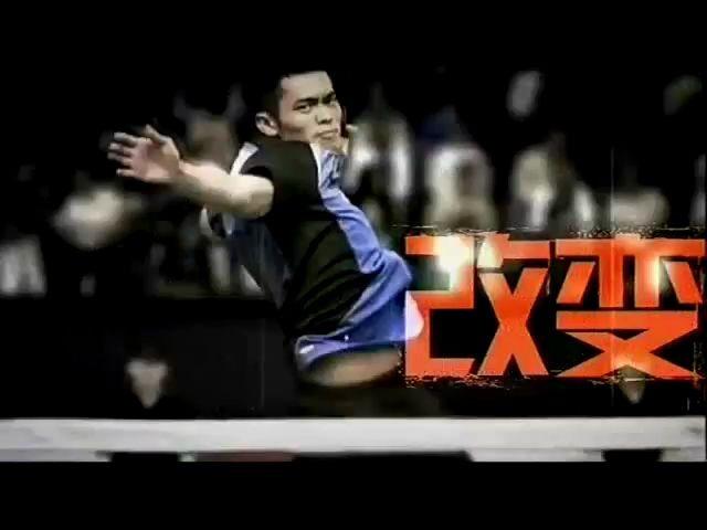 央视广告欣赏-(2012)李宁