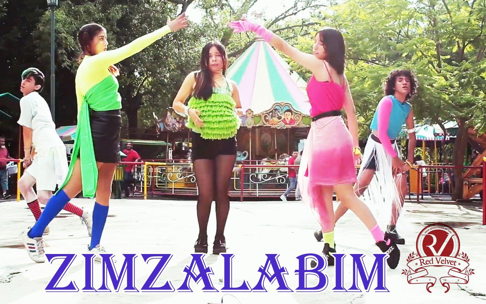 Amrotic Com 【red velvet】墨西哥舞团翻跳 zimzalabim,游乐场里跳红贝贝的曲子真是再合适不过了……_哔哩哔哩 (゜-゜)つロ  干杯~-bilibili