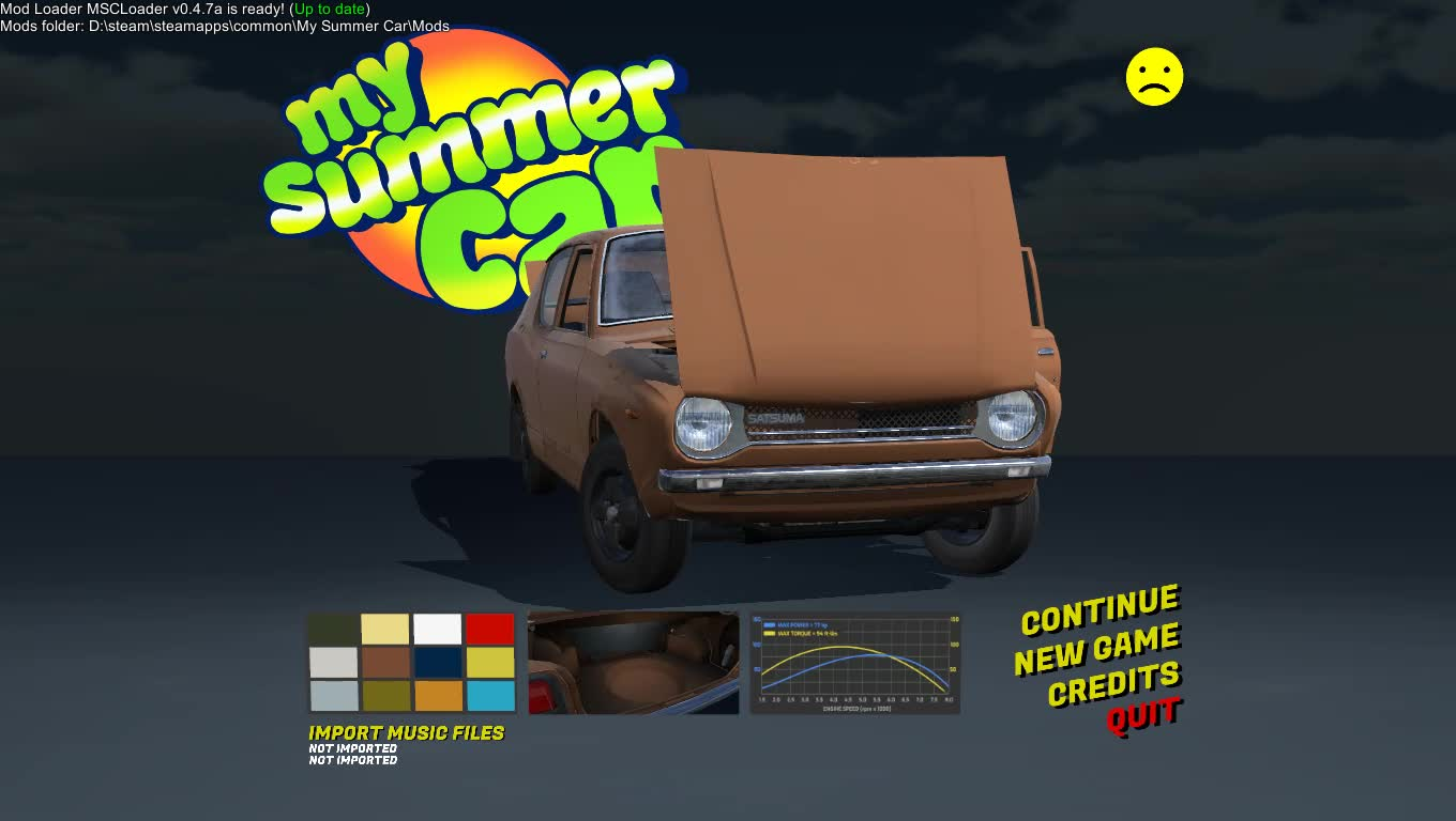 My Summer Car Mods Steam