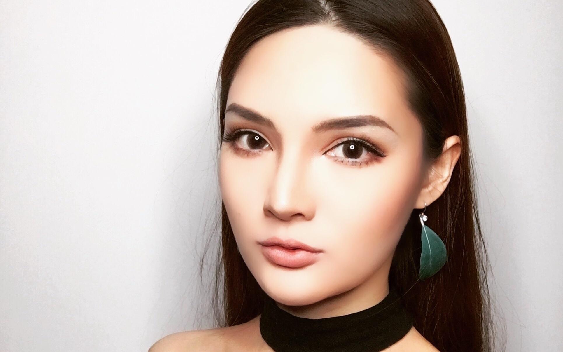 欧美妆_亚洲平脸变身超欧美揭秘妆容揭秘