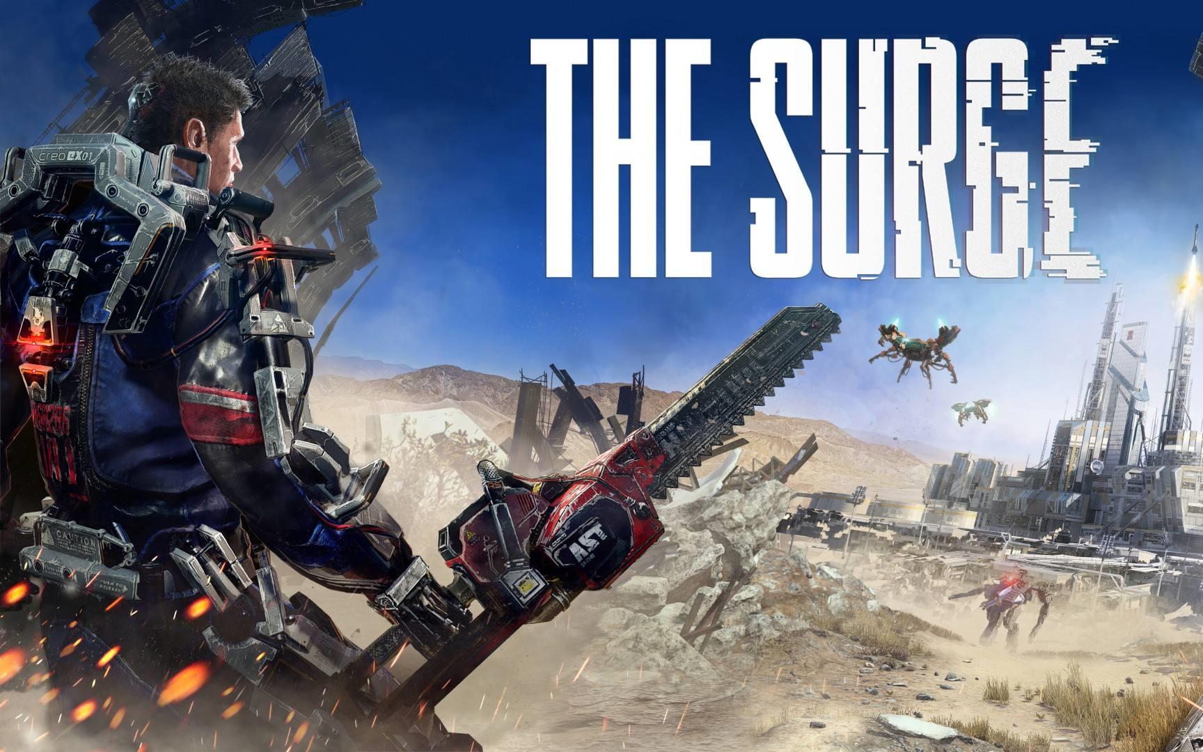 迸发TheSurge 1 全剧情流程实况 尽量全收集 误入DLC惊险又刺激