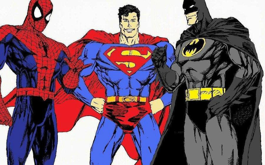 超人vs蜘蛛侠_有部超人.蝙蝠侠.蜘蛛侠.绿巨人一起有的电影叫什么名字-