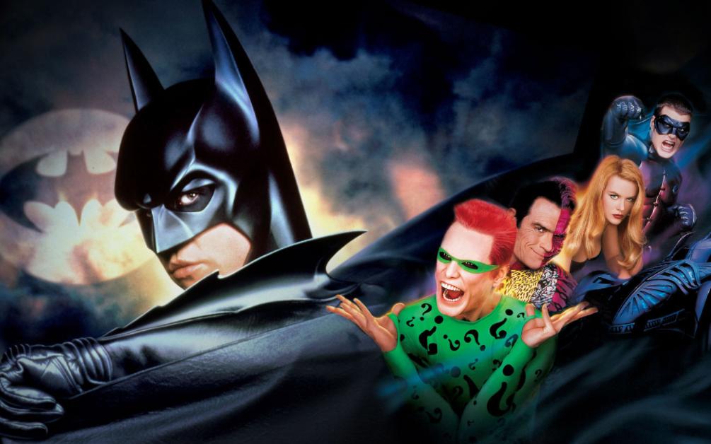 【YouTube搬运】Digital Foundry:《永远的蝙蝠侠》PC版评测